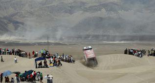 El Dakar 2016 se queda sin Perú por el Fenómeno del Niño