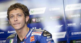 "Rossi: ""Lorenzo siempre va muy fuerte en Silverstone"""