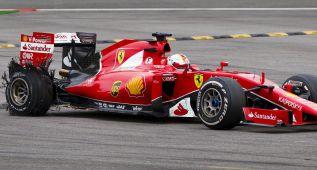 Ferrari contra Pirelli con Mercedes de invitado