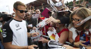 "Jenson Button: ""Conseguir un podio es improbable"""