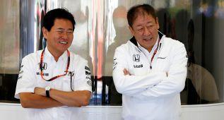 Arai, de Honda, ahora echa la culpa al 'drag' del McLaren
