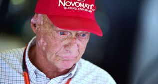 "Lauda: ""Hamilton es imbatible"""