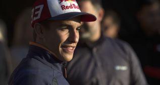 """Márquez: """"Rossi llegará a estar con nosotros en esta pista"""""""