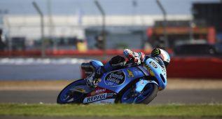 Jorge Navarro logra su primera pole en Silverstone