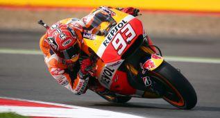 Márquez no se rinde y hace su sexta pole con Lorenzo segundo