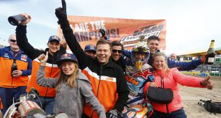Jorge Prado se proclama en Assen campeón de Europa