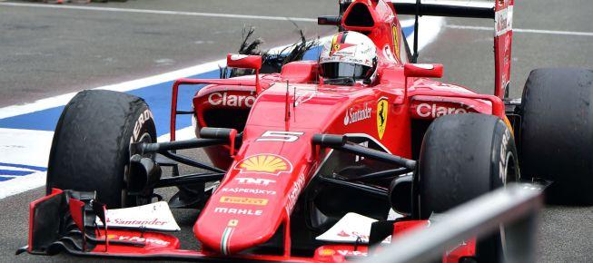 Pirelli ya ha terminado de investigar por Vettel y Spa