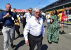 Ecclestone pagó los salarios en Lotus para que siga en la F-1