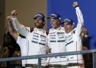 Mark Webber gana en Austin y refuerza el líderato de Porsche