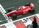 Subastan el Ferrari de la sanción a Schumacher en 1997