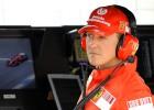 Daily Express: Schumacher pesa ahora menos de 45 kilos