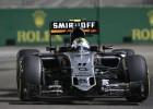 Sergio Pérez renueva con Force India por una temporada más