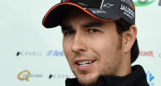 El mexicano Checo Pérez renueva con Force India