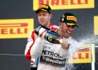 Victoria de Hamilton en otro desastre para McLaren Honda
