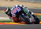 Lorenzo gana por delante de un gran Pedrosa y tercero Rossi