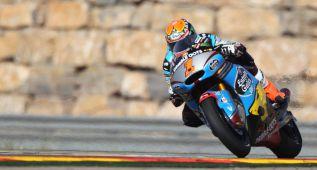 Tito Rabat suma su segunda pole de la temporada