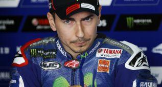 """Lorenzo: """"¿Si vale quedando delante de Rossi? Quiero ganar"""""""