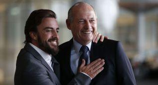 "Ron Dennis: ""Quizá Alonso se pudo expresar mejor"""