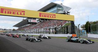 Rosberg jugó con desventaja respecto a Hamilton en Suzuka