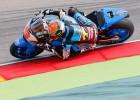 Tito Rabat se monta por primera vez en la Honda de MotoGP