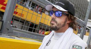 Alonso reitera a McLaren y a Honda su compromiso