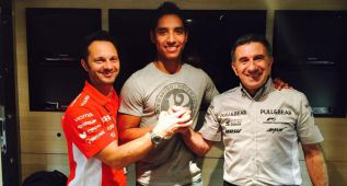 El Aspar Team ficha a Yonny Hernández para 2016