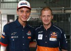 Binder y Bendsneyder forman el equipo Red Bull KTM Ajo 2016