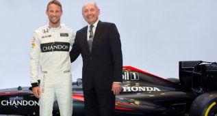 McLaren confirma que Jenson Button seguirá en 2016