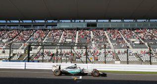 Mercedes invirtió más de 103 millones en el título 2014