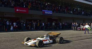 México luce el circuito al que sólo Monza bate en velocidad