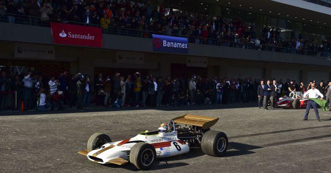 México luce el circuito al que sólo Monza supera en velocidad