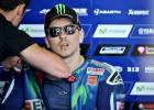 Alarma: Lorenzo se cae y sufre un esguince en el hombro