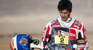 Joan Barreda gana la primera etapa en el Rally de Marruecos