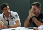 Guerra entre Red Bull y Mercedes por los motores