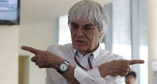 La F-1 podría venderse en 2015 y seguir como jefe... Ecclestone