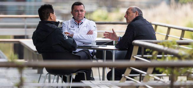 McLaren niega que vaya a romper con Honda