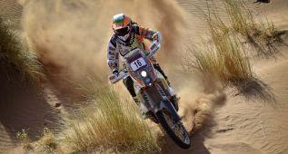 Laia Sanz crece en Marruecos y es 11ª en la tercera etapa