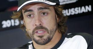 """Fernando Alonso: """"Seguiré en McLaren en 2016 y… 2017"""""""