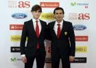 Marta García y Javier Cobián elegidos para el Campus Ferrari