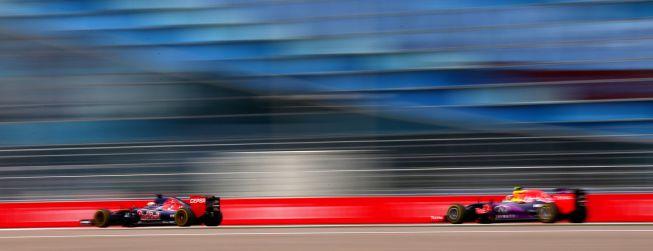 Hulkenberg lidera la sesión en Sochi y McLaren mejora