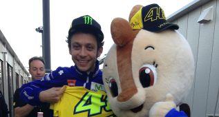 """Rossi ironiza: """"¡Es increíble lo que ha hecho Lorenzo!"""""""
