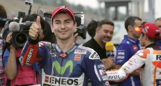 """Lorenzo: """"Compartir telemetría con Rossi me está perjudicando"""""""