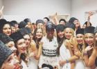 Paseo triunfal de Hamilton en Sochi con Alonso undécimo