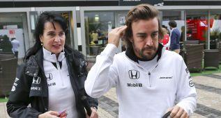 """Alonso: """"Los dos coches en los puntos, satisfecho"""""""