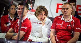 """Roberto Merhi: """"Estoy contento con mi ritmo y velocidad"""""""
