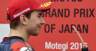 """Jorge Lorenzo: """"Si gano las tres carreras seré campeón"""""""