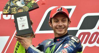"""Rossi ve """"irrespetuoso"""" que Lorenzo recurra a la suerte"""