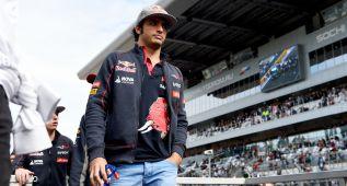 """Sainz y el futuro de Toro Rosso: """"Parece que se ve algo mejor"""""""