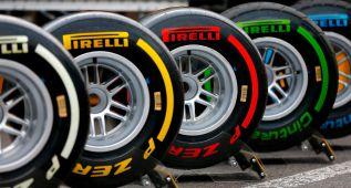Pirelli anuncia sus compuestos para las cuatro últimas carreras