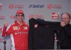 Gutiérrez presentado como piloto de Haas